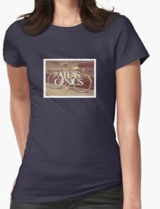 Atlas Genius Womens Fitted T-Shirt