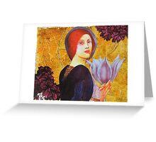 Seraph Greeting Card