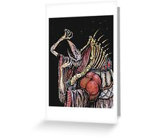 Skeksis Greeting Card