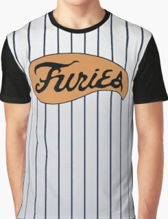 The Warriors - Furies Graphic T-Shirt
