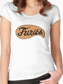 The Warriors - Furies Women's Fitted Scoop T-Shirt