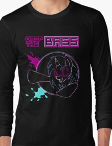 Drop the Bass Long Sleeve T-Shirt