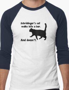 Schrodinger's Bar Joke T-Shirt