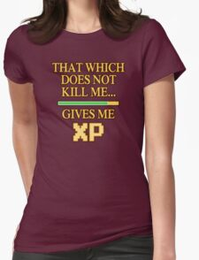 The Power Of XP Womens Fitted T-Shirt