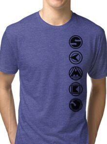 Ninja Coins Tri-blend T-Shirt