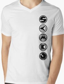 Ninja Coins Mens V-Neck T-Shirt