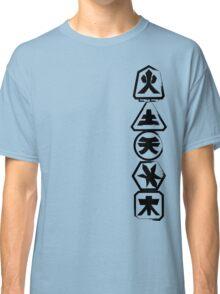 Samurai Stack Classic T-Shirt