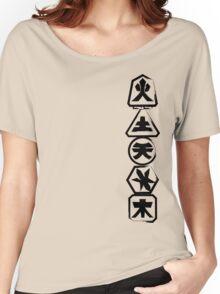 Samurai Stack Women's Relaxed Fit T-Shirt