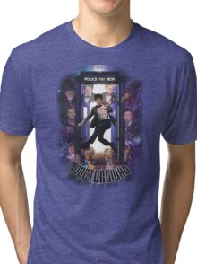 The Doctors Who Tri-blend T-Shirt