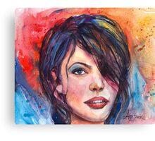 Dream Girl Canvas Print