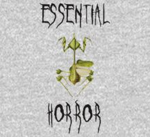 The Essential Horror Black by Ardentis