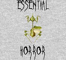 The Essential Horror Black Unisex T-Shirt