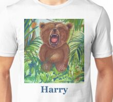 Harry roaring bear Unisex T-Shirt