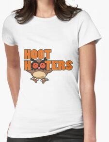 Hoothooters Womens Fitted T-Shirt