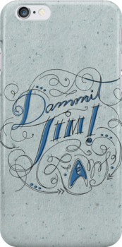 Dammit Jim! by emptystarships
