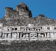 Xunantunich Mayan Ruins in Belize by yobab
