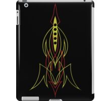 Pinstriping iPad Case/Skin