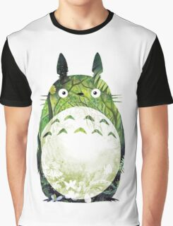 My Neighbour Totoro Graphic T-Shirt