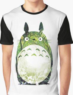 My Neighbour Totoro Graphic T-Shirt