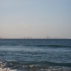 Gold Coast City Skyline by KittenFlower
