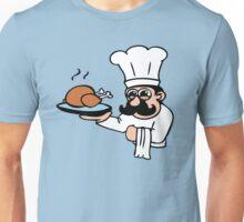 cook chef cuisinier chicken Unisex T-Shirt