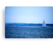 Newport Rhode Island Canvas Print