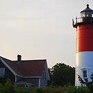 Cape Cod Nauset Light by Sunshinesmile83