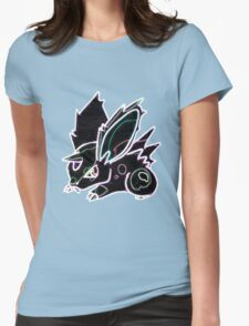 Nidoran♂ Womens Fitted T-Shirt
