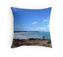 The Top of Australia, Cape York Throw Pillow