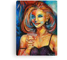 Party 6 Canvas Print
