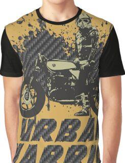 Urban Warrior Graphic T-Shirt