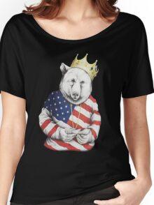 Bigi Bear America Women's Relaxed Fit T-Shirt