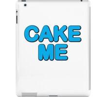Cake Me Aoki! iPad Case/Skin