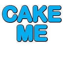 Cake Me Aoki! by Zero887