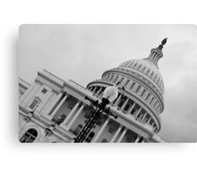 Capitol Hill - Washington DC Metal Print