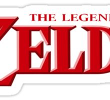 The Legend of Zelda Sticker