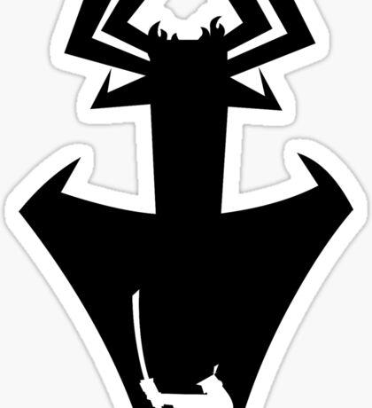 Samurai Jack Sticker