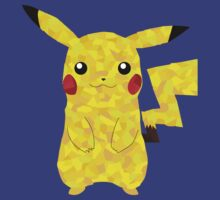 Mosaic Pikachu V 1.0 by StrawberryMo