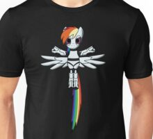 DASH-E Mk.1 - My Little Portal Unisex T-Shirt