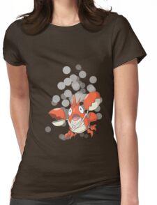 Corphish!! Womens Fitted T-Shirt