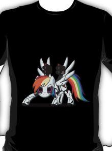 DASH-E Mk.2 - My Little Portal T-Shirt