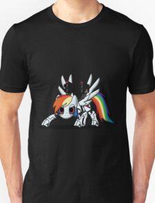 DASH-E Mk.2 - My Little Portal Unisex T-Shirt