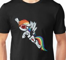 DASH-E Mk.5 - My Little Portal Unisex T-Shirt