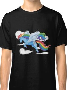 The Real Rainbow Dash Classic T-Shirt