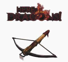 Dragon Hunter's Crossbow by adventpenguin