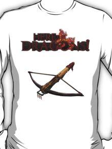 Dragon Hunter's Crossbow T-Shirt