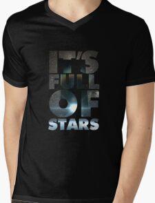 2001 - It's Full Of Stars Mens V-Neck T-Shirt