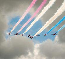Fly Through by John Dunbar