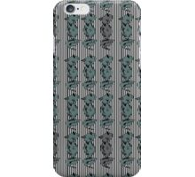 Striped Sweet Pattern iPhone Case/Skin