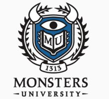 Monsters University by EleYeah